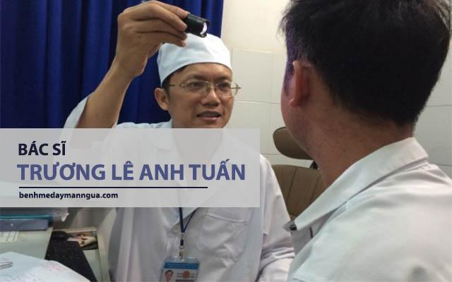 Bác sĩ Trương Lê Anh Tuấn