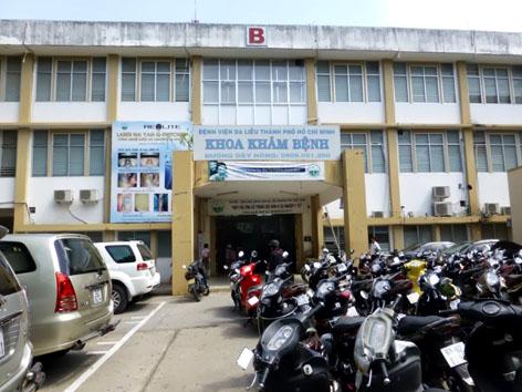 lịch khám bệnh viện da liễu tphcm