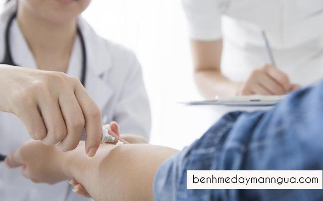 Cách điều trị bệnh viêm da bội nhiễm