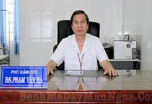 Phòng khám Da liễu - BS. Phạm Văn Hà