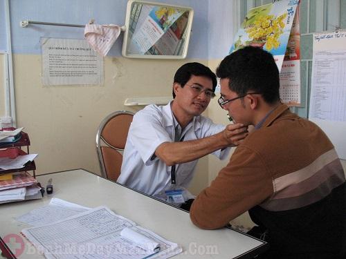 Bệnh viện da liễu Hải Dương