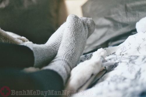 Mẹo hay chữa ngứa chân vào mùa đông nhanh chóng