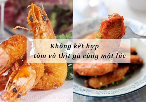 Vì sao người bị dị ứng cần kiêng ăn thịt gà?