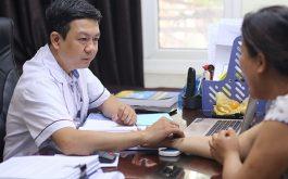 Khi xuất hiện những triệu chứng bệnh cần đến khám tại các cơ sở y tế uy tín để đạt được hiệu quả tốt nhất