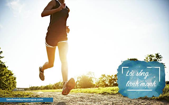 rèn luyện sức khỏe giúp tăng cường sức đề kháng