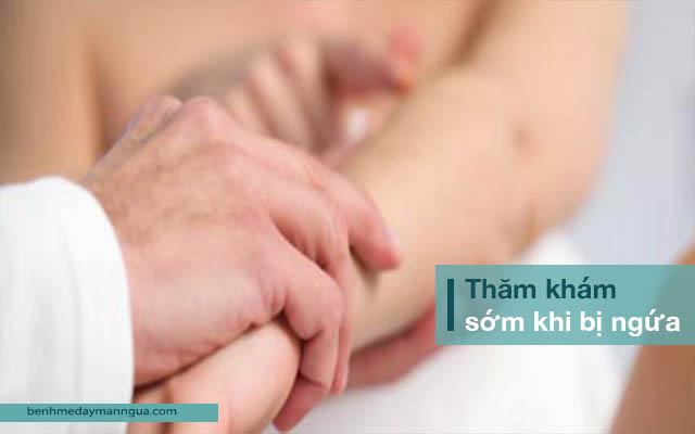 bệnh ngứa ngoài da và cách chữa trị