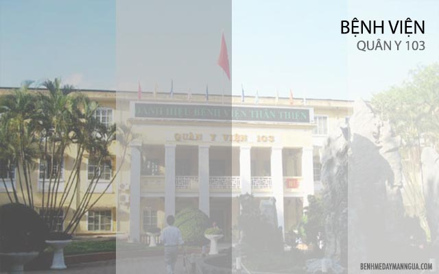 Bệnh viện Quân y 103