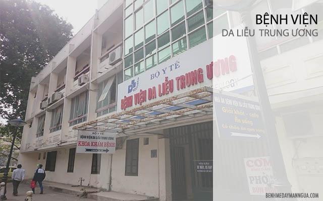 Lịch làm việc và khám ngoài giờ của Bệnh viện Da liễu Trung Ương Hà Nội