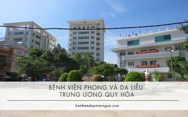 Bệnh viện Phong và Da liễu Trung ương Quy Hòa