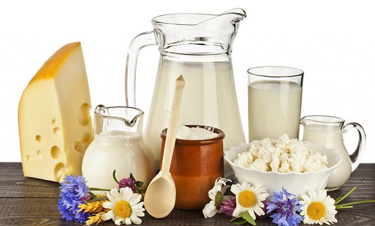 chữa không dung nạp lactose