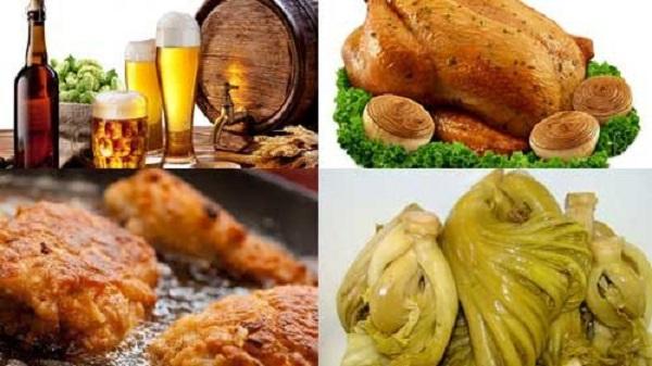 Chế độ dinh dưỡng có ảnh hưởng quan trọng đến việc điều trị dị ứng